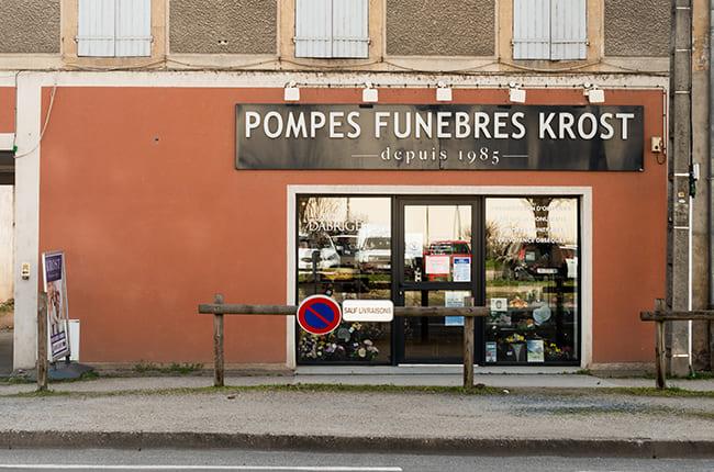 Pompes funèbres Krost à Moulins - Allier (03)