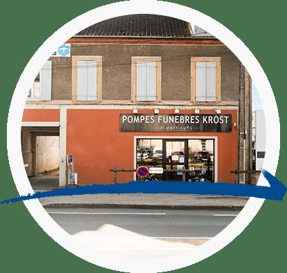 Pompes funèbres Krost - Allier (03)